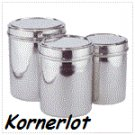 Stainless Steel Food Canisters