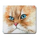 Mousepad from art design Cat 341 Persian