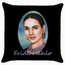 Throw Pillow Case from art painting Frida Kahlo 14