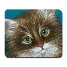 Mousepad Mat pad from art painting Cat 462