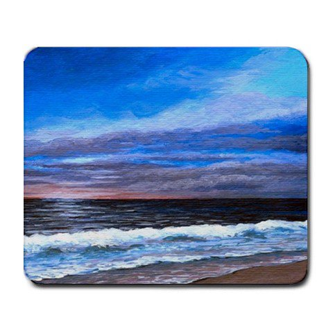 Mousepad Mat pad from art painting Sea View 139