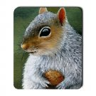 Mousepad Mat pad from art painting Squirrel 16