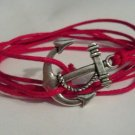 Anchor Wrap Bracelet