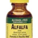 Organic Alfalfa Herb Alcohol Free, 1 fl oz (30 ml) by NATURE'S ANSWER