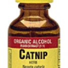 Catnip Organic Alcohol, 1 fl oz (30 ml) by NATURE'S ANSWER