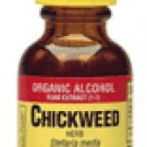 Chickweed Herb Organic Alcohol, 1 fl. oz. (29ml) by NATURE'S ANSWER