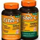 Ester-C with Citrus Bioflavonoids 1000 Mg., 45 Veggie Tabs by AMERICAN HEALTH