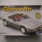 MPC 1986 Corvette model kit 1/25 scale