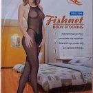 W3016 SEXY WOMEN FISHNET BODY STOCKING Black