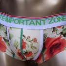 G134 MEN PRIVATE ZONE 4 + TRUNKS BRIEFS Contoured Pouch M