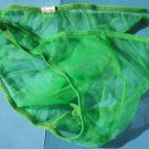 H1565 HOT SEXY MENs Bikini C-thru Sheer Green