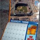 1995-96 DETROIT TIGERS TIGER STADIUM PROMO CALENDAR