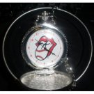 Licensed Rolling Stones Tour Collection Pocket Watch