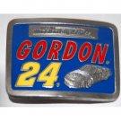 Jeff Gordon #24 1998 Avon Pewter Belt Buckle NEW