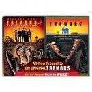 Tremors/Tremors 4: The Legend Begins 2-Pack DVD New