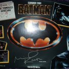 1989 Batman Taco Bell Promo Lobby Card New Rare