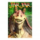 "Star Wars Jar Jar Binks Poster Print 24"" X 36"" NEW"