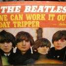 The Beatles We Can Work It Out/Day Tripper/PS VG