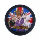 "Austin Powers 12"" Wall Clock VG+"