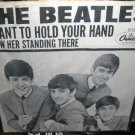 The Beatles I Want To Hold Your Hand /Picture Sleeve VG