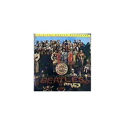 The Beatles Sgt. Peppers Lonely Hearts Club Band MFSL