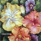 Hawaiian Hibiscus Cross Stitch Pattern Flowers ETP