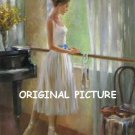 Ballerina 2 Cross Stitch Pattern Ballet Dance ETP