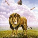 Spirit of The Lion of Judah Cross Stitch Pattern Messianic ETP