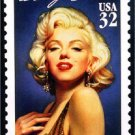 Marilyn Monroe Stamp Cross Stitch Pattern ETP