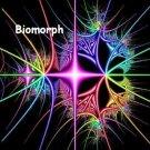 Biomorph Cross Stitch Pattern Science ETP