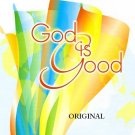 God Is Good Cross Stitch Pattern Religious ETP