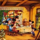 Mickey's Christmas Cross Stitch Pattern ETP