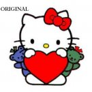 Hello Kitty #2 Cross Stitch Pattern ETP