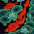 Koi Fish Cross Stitch Pattern ETP