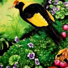 Regent Bower Bird Cross Stitch Pattern ETP