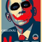 Obama Nope Cross Stitch Pattern Controversial ETP