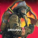 Firefighter Cross Stitch Pattern Hero ETP