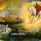 Jesus ~ Armageddon Cross Stitch Pattern Messianic ETP