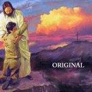 Total Forgiveness Cross Stitch Pattern Yeshua Love ETP