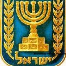 Israel Emblem Cross Stitch Pattern Jewish Judaica Messianic ETP