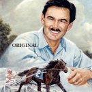 John Campbell Standard~Bred Racer Cross Stitch P attern Horse ETP