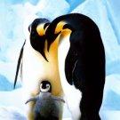 Penguins 1 Cross Stitch Pattern Ant-Arctic ETP