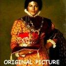 Michael Jackson King of Pop Cross Stitch Pattern