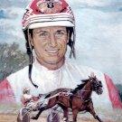 Dave Palone Standard~Bred Racer Cross Stitch Pattern Horse ETP