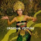 Thai Dancer 2 Cross Stitch Pattern Asian ETP