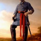 General Robert E Lee Cross Stitch Pattern American ETP
