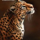 Leopard 1 Cross Stitch Pattern Cats ETP