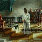 Jesus Before Pilate Cross Stitch Pattern Christian ETP