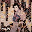 Japanese Beauty Cross Stitch Pattern Geisha ETP