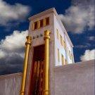 Yeshua's Messianic Temple Cross Stitch Pattern ETP